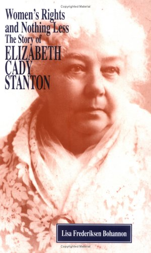 an analysis of the feminist voice in the declaration of sentiments and resolutions by elizabeth cady Elizabeth cady stanton et al declaration of sentiments and resolutions – seneca falls (1848) on the morning of the 19th, the convention assembled at 11 o'clock   .